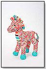 Amaryllis Quilti Horse by DOUGLAS CUDDLE TOYS