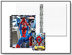 City Streets Spider-Man Journal by ISCREAM