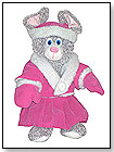 Squeaky Jr in Pink Winter Outfit by ANIMALAND
