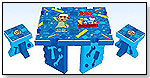 Handy Manny 4-in-1 Table Set by KIDS ONLY INC.