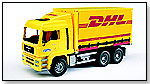 MAN DHL Container Truck by BRUDER TOYS AMERICA INC.