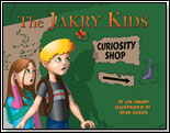 The Jakry Kids: Curiosity Shop by Wocto Publishing