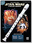 Selections from Star Wars for Recorder by ALFRED PUBLISHING