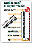 Alfred's Teach Yourself to Play Harmonica by ALFRED PUBLISHING