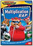 Multiplication Rap DVD by ROCK 'N LEARN INC.