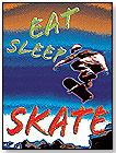 Wall Decor - Eat, Sleep, Skate by Creative Images - Art4Kids