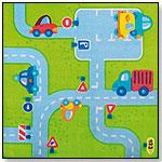 Traffic Play Rug by HABA USA/HABERMAASS CORP.