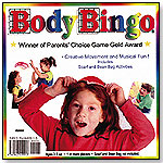 Body Bingo by KIMBO EDUCATIONAL