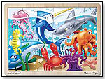 Under the Sea Jigsaw Puzzle by MELISSA & DOUG
