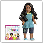 Sonali™ Doll and Paperback Book by AMERICAN GIRL LLC