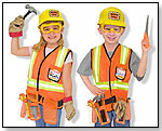Construction Worker Costume by MELISSA & DOUG