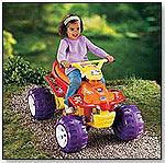 Power Wheels Nick Jr./Dora the Explorer ATV by FISHER-PRICE INC.