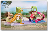 So Small Pets Horsing Around Playground Set by ONLY HEARTS CLUB GROUP LLC