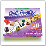 Think-ets Deluxe Pack - Teacher Edition by THINK-A-LOT TOYS