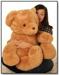 "Beverly Hills Teddy Bear Deluxe 36"" Honey Belvedere Bear by StuffedAnimals.com"