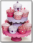 Jewel Cupcake Box by CREATIVE EDUCATION OF CANADA
