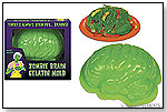 Zombie Brain Gelatin Mold by ACCOUTREMENTS
