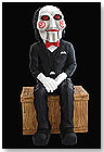 Saw - Jigsaw Puppet Statue by HOLLYWOOD COLLECTIBLES GROUP