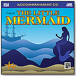 """Songs of """"The Little Mermaid"""" (Accompaniment CD) by STAGE STARS RECORDS"""