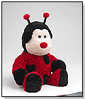 Cozy Plush Ladybug - Microwavable by PRITTY IMPORTS LLC