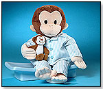 Curious George in Pajamas by RUSS BERRIE
