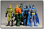 Batman: The Brave and the Bold Deluxe Figures by MATTEL INC.