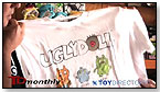 Ugly Dolls Tee Shirt by PRETTY UGLY LLC