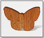 Butterfly Puzzle by WEE ORGANICS LLC