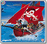 Red Corsair by PLAYMOBIL INC.