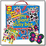 My Giant Busy Box by ALEX BRANDS