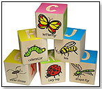 Bugs Blocks by UNCLE GOOSE TOYS