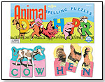 Animal Spelling Puzzles by eeBoo corp.