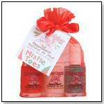 MistleToes Gift Set by PIGGY PAINT LLC