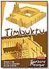 Sankore Mosque Timbuktu by PAPERLANDMARKS
