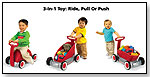 Push Pull & Ride by RADIO FLYER