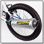 Turbospoke - The Bicycle Exhaust System by TOMAX  TURBOSPOKE(TM)