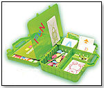 Grasshopper Preschool Prep - Following Directions and ABCs and Simple Shapes by GRASSHOPPER INC.