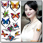 Temporary Tattoo by CHINA TOYBIZ.CN