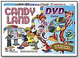 Candy Land DVD Game by HASBRO INC.