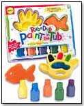 Bathtub Finger Painting Kit by ALEX BRANDS