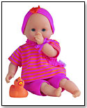 Tidoo Suce Pouce Pink Striped by COROLLE DOLLS