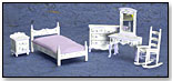 Lilac Bedroom Set by AZTEC IMPORTS INC.