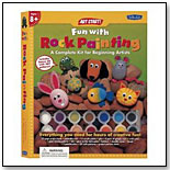 Fun with Rock Painting by WALTER FOSTER PUBLISHING INC.