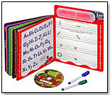 Write On! PRINTING DVD Tutor Kit by INCREDIBLE KID LLC.
