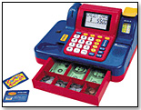Teaching Cash Register by LEARNING RESOURCES INC.