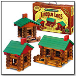 Lincoln Logs Collectors Edition by EDUCATIONAL INSIGHTS INC.