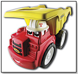 Chuck My Talking Dump Truck by HASBRO INC.
