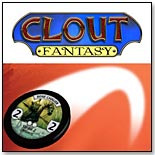 Clout Fantasy Throwing Game Starter Sets by HIDDEN CITY ENTERTAINMENT