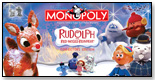 Monopoly Rudolph the Red-Nosed Reindeer Collector´s Edition by HASBRO INC.