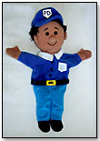 "Policeman Pat 14"" by TIMELESS TOYS"